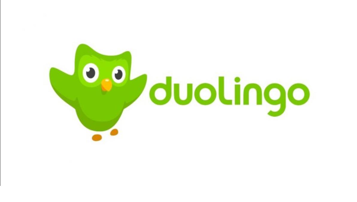Símbolo do Duolingo