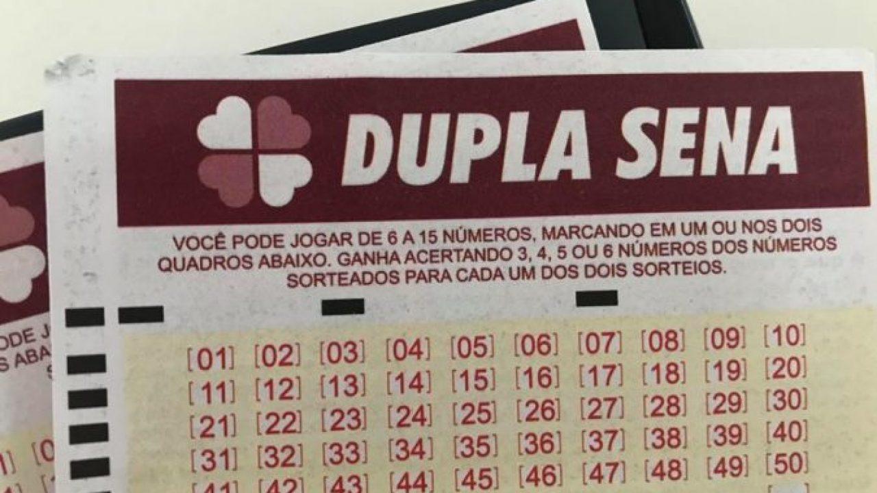 Dupla Sena concurso 2122