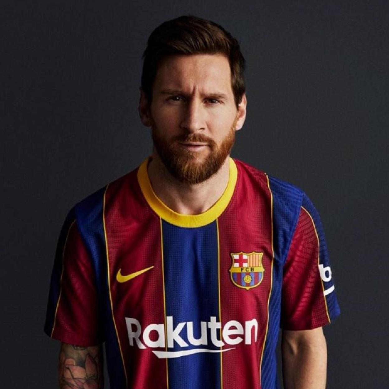 Novas camisas de futebol do Barcelona para 2020