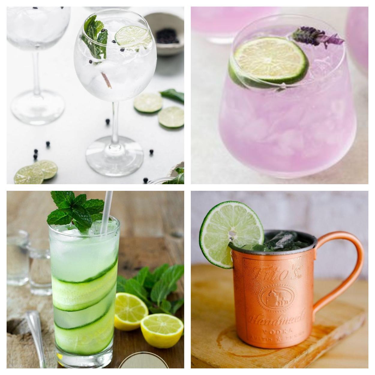 Copos para Gin Tônica