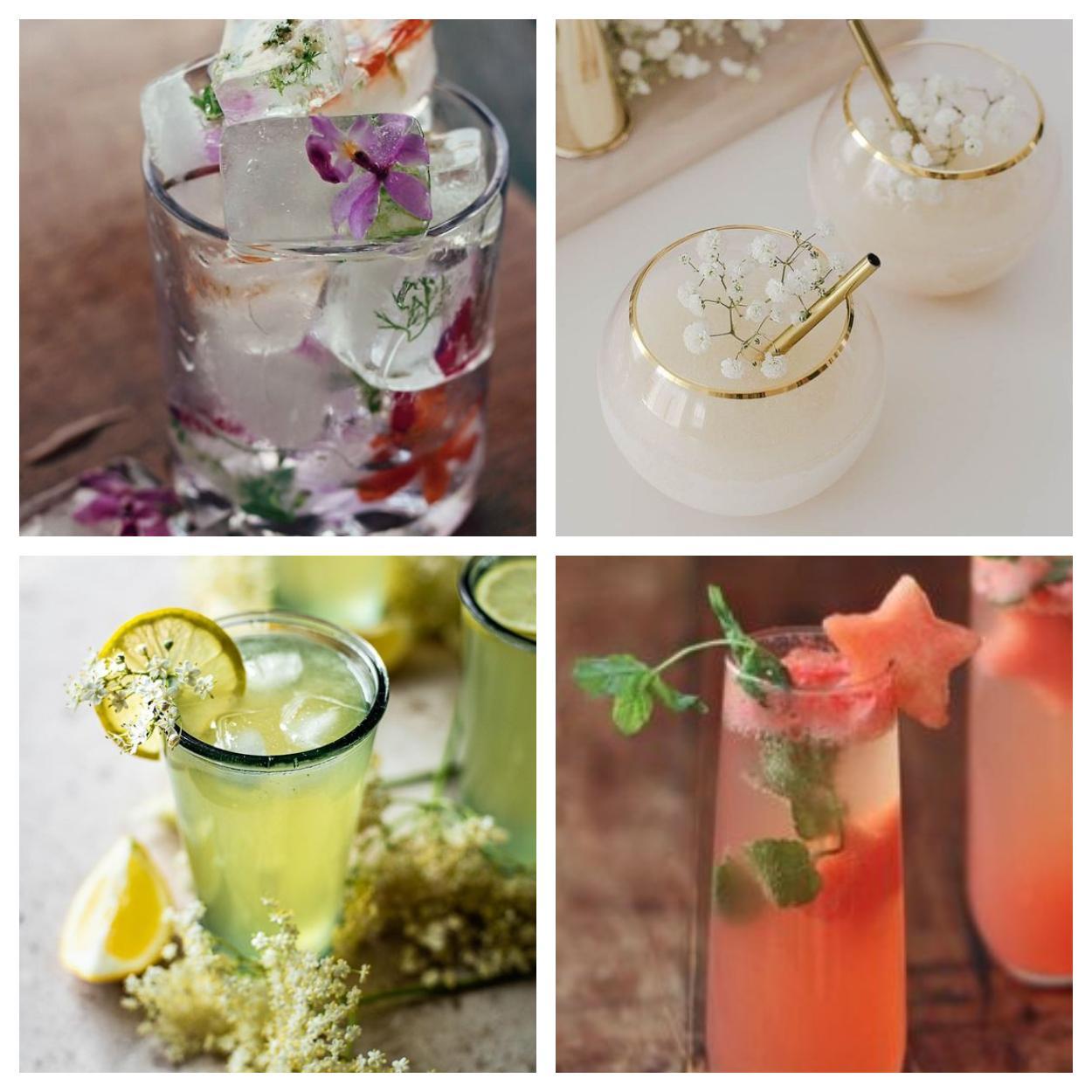 Gin Tonica ornamentos