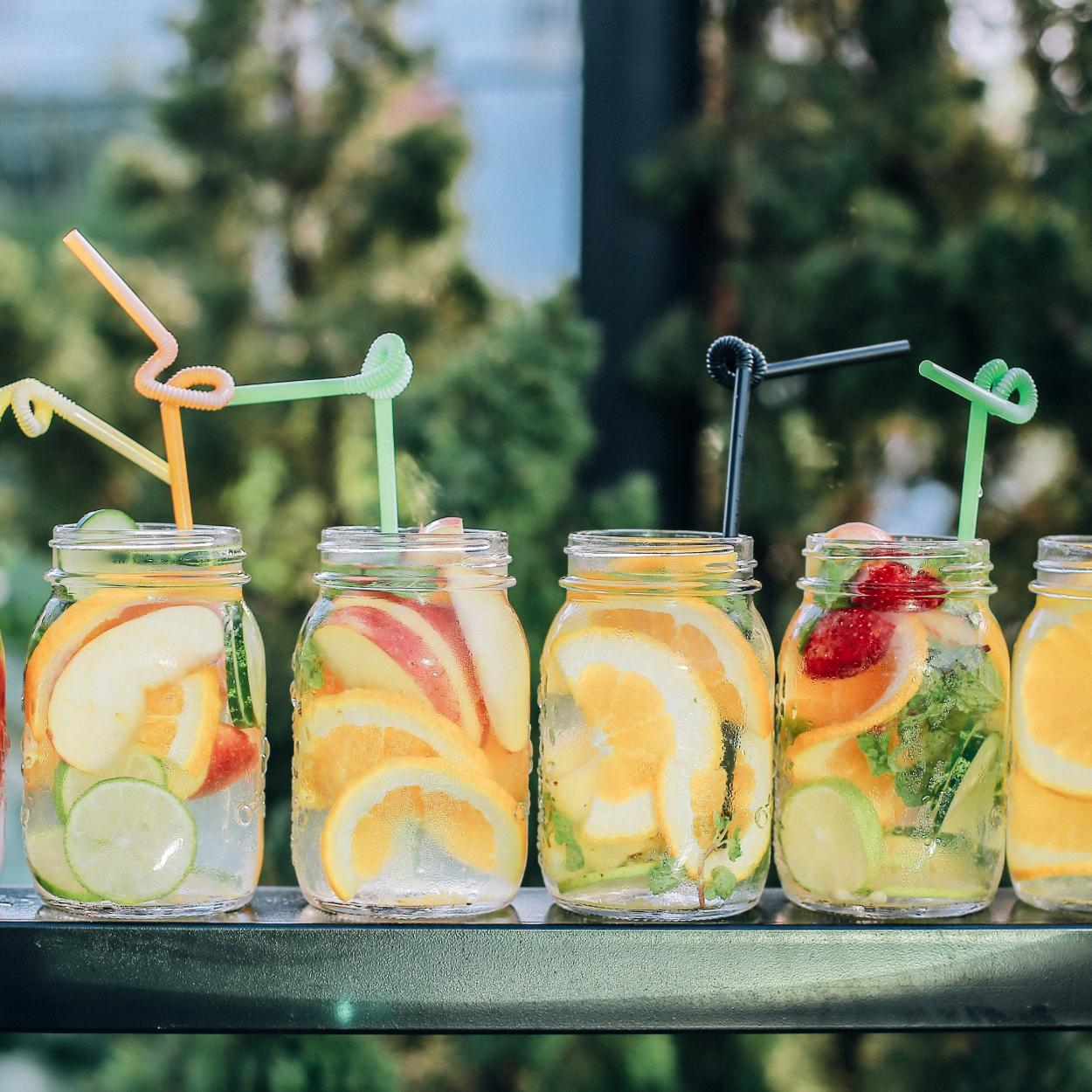 Gin Tônica no verão