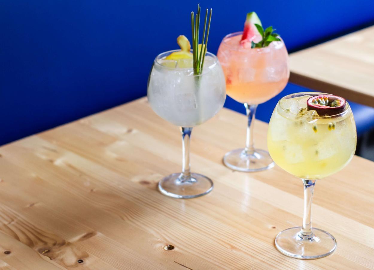 Gin Tônicas