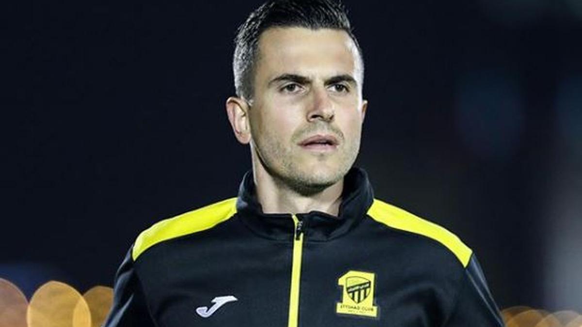 Grohe, do Al-Ittihad, é um dos brasileiros que estão jogando no futebol árabe