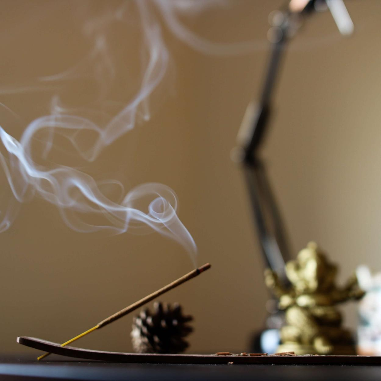 incenso natural aromas