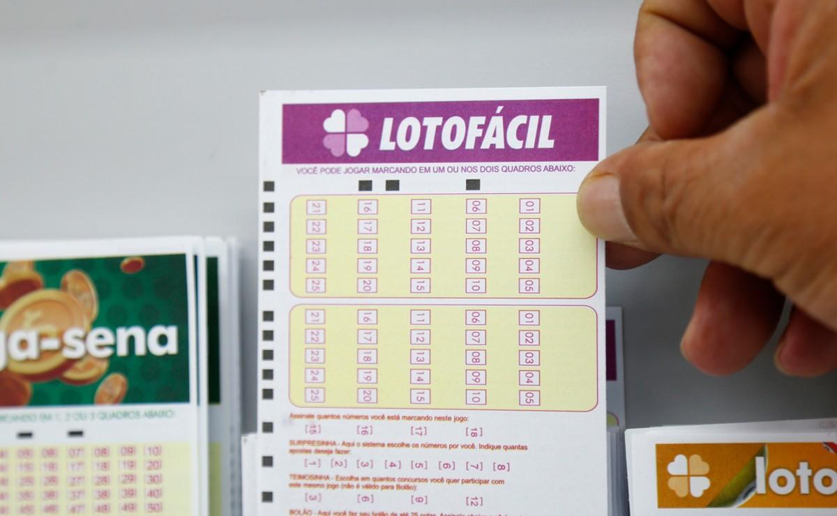 Lotofácil concurso 2011