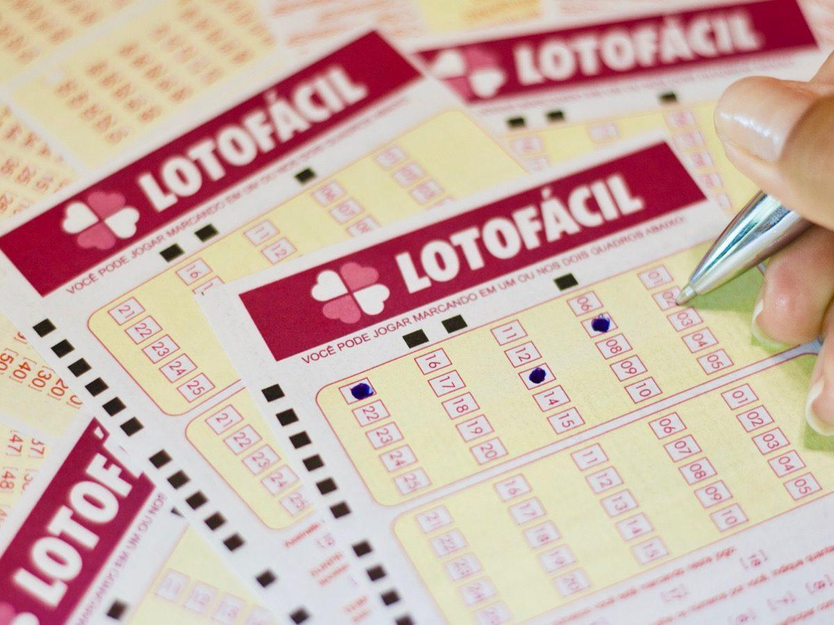 lotofacil concurso 2006