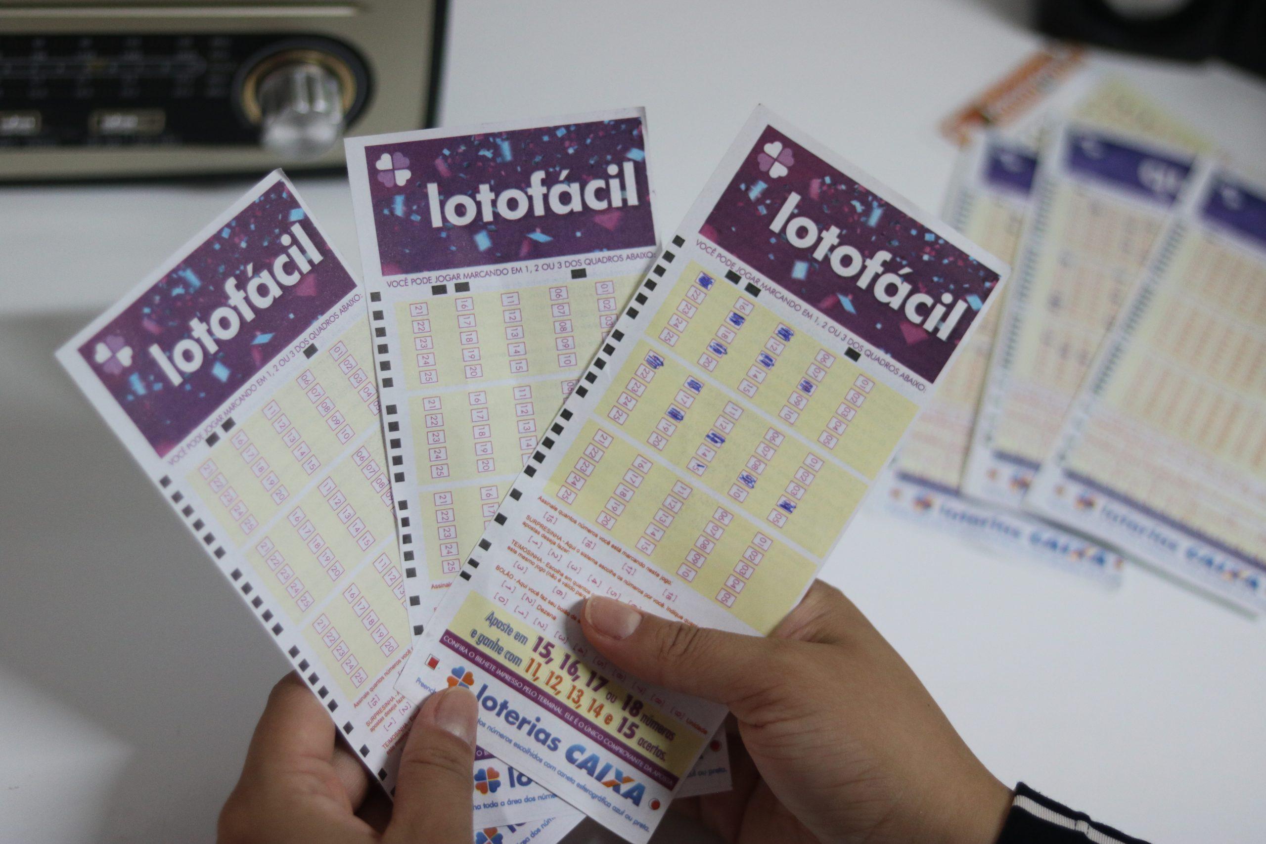 Lotofácil concurso 2012