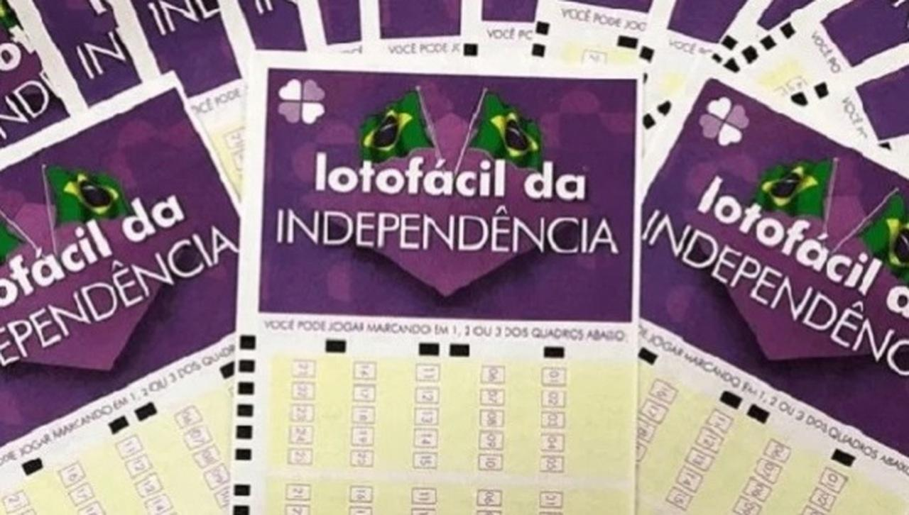 Lotofácil da Independência 2020
