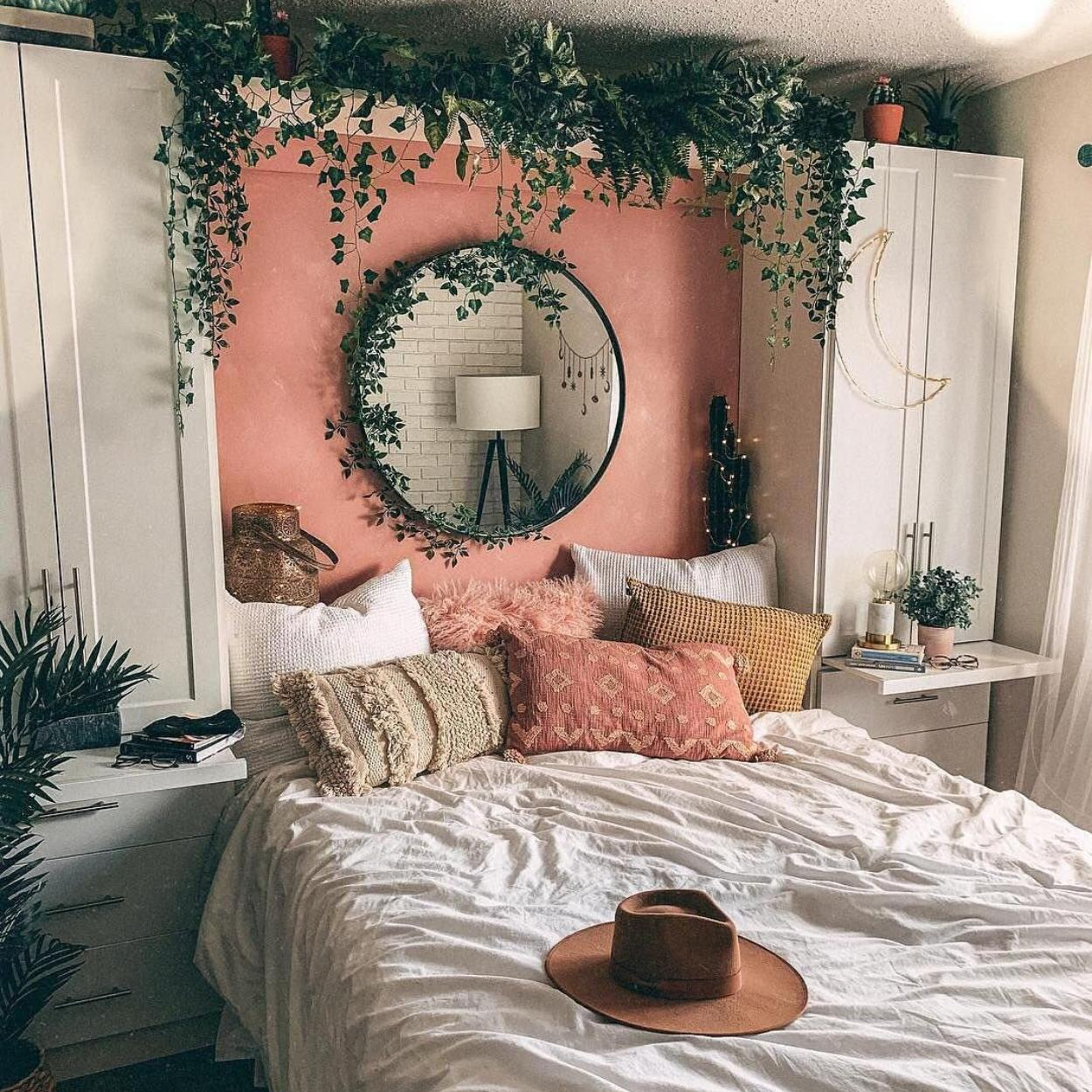 Confira plantas para quarto e ideias de decoração.