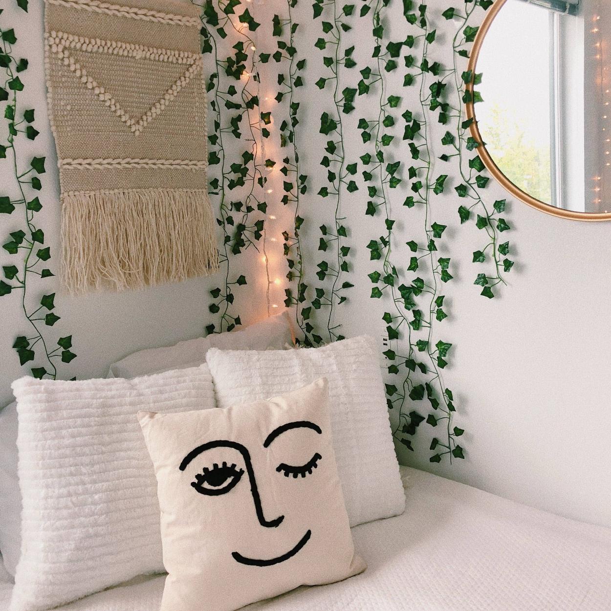 Hera como planta para quarto