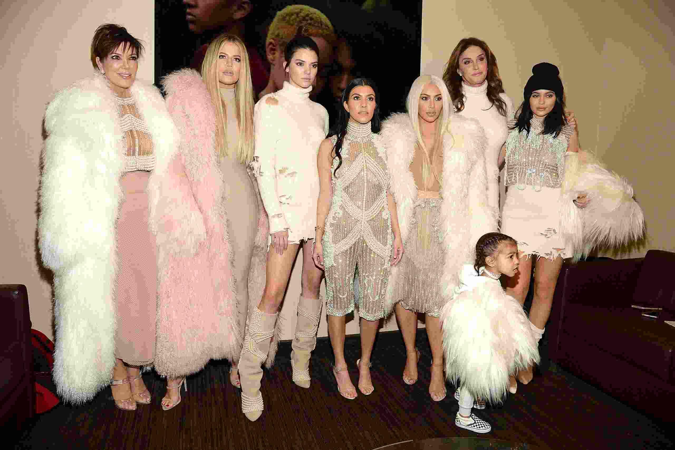 polemicas da família Kardashian mudança de sexo de Caitlyn Jenner família Kardashian