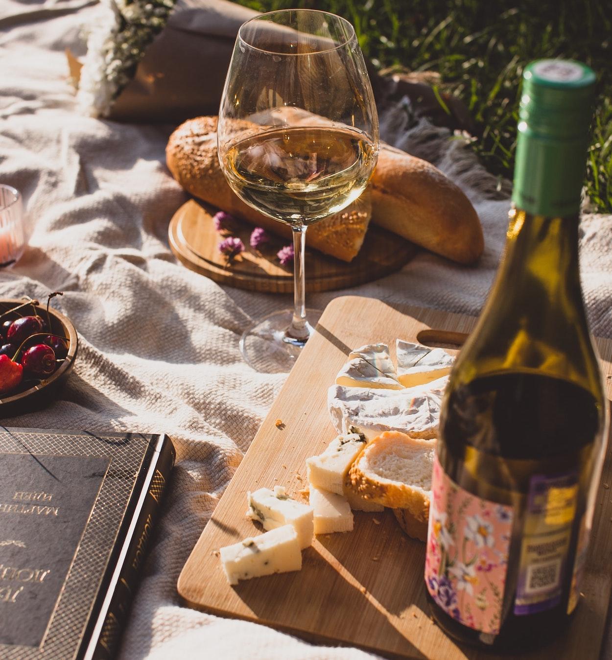 dicas para harmonizar queijos e vinhos