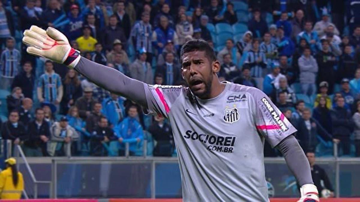Goleiro Aranha reclama de ofensas racistas na Arena do Grêmio em 2014