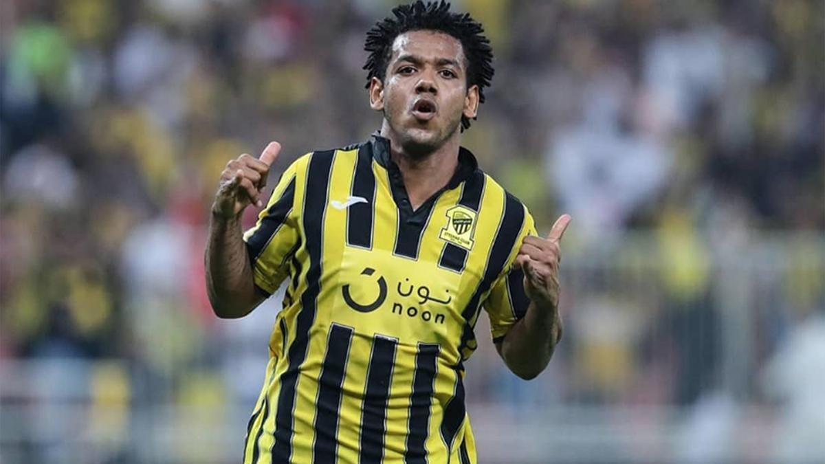 Romarinho, do Al-Ittihad, é um dos brasileiros que estão jogando no futebol árabe