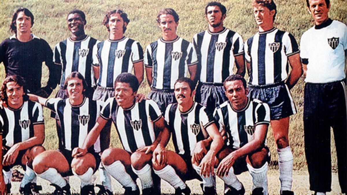 Atlético-MG campeão de 1971