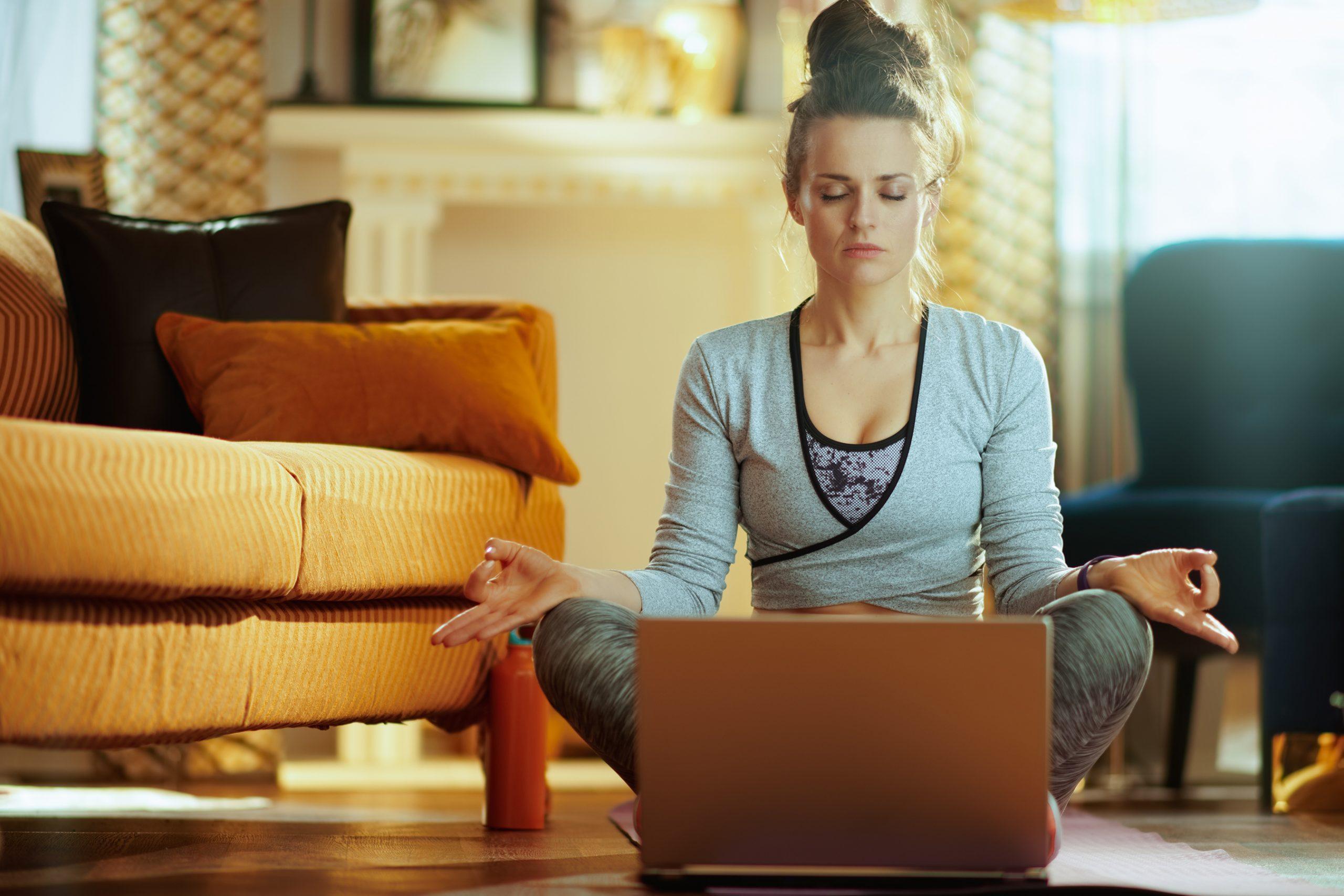 meditação e yoga online