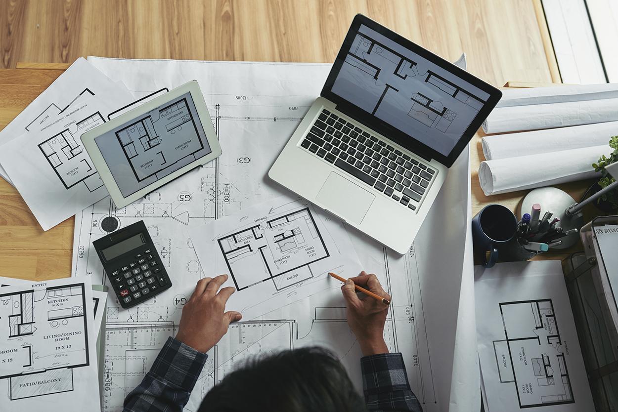 programas para desenhar plantas de casa