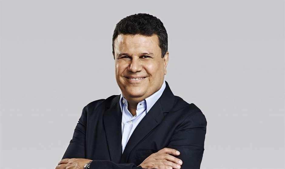 Téo José narrará Libertadores no SBT