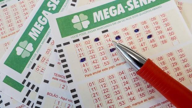 – resultados das loterias Caixa(5/9)