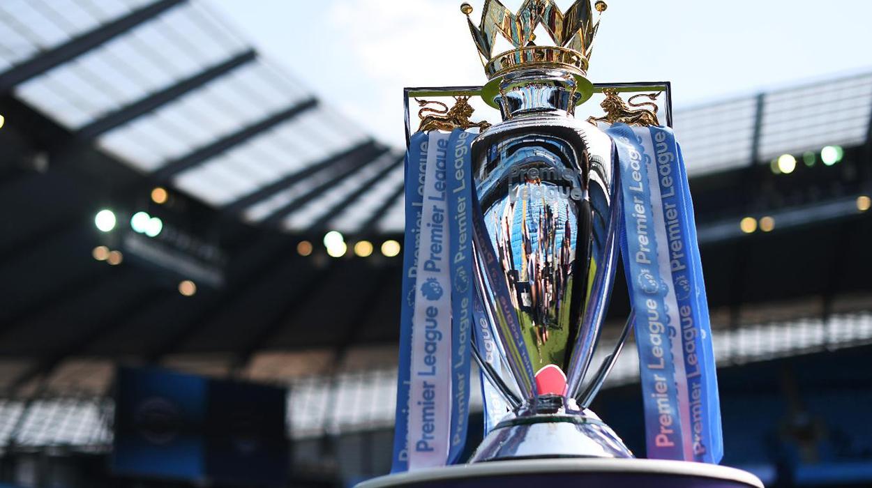 Troféu do Campeonato Inglês