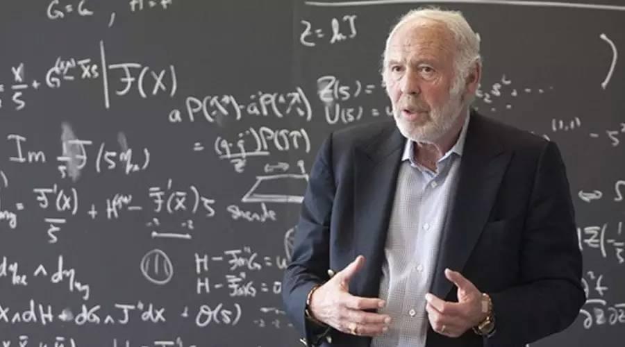 Jim Simmons, fmago do trade quantitativo