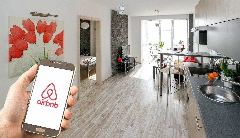 Airbnb na Inglaterra