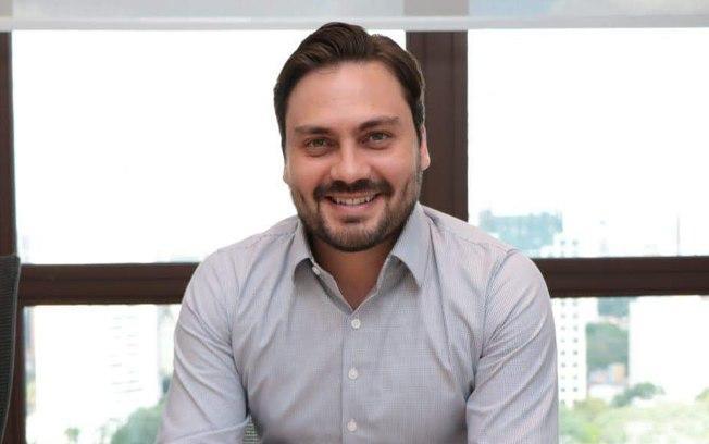 Foto mostra o candidato Filipe Sabará