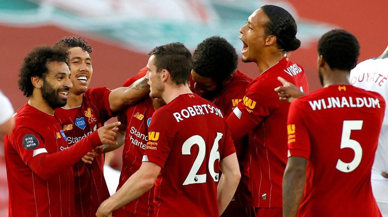 Liverpool defende o título da Premier League