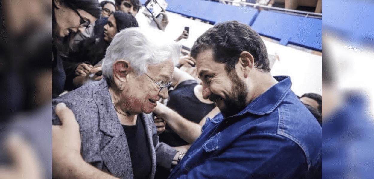 Luiza Erundina e Guilherme Boulos formam a chapa do PSOL para a prefeitura de SP nas eleições 2020