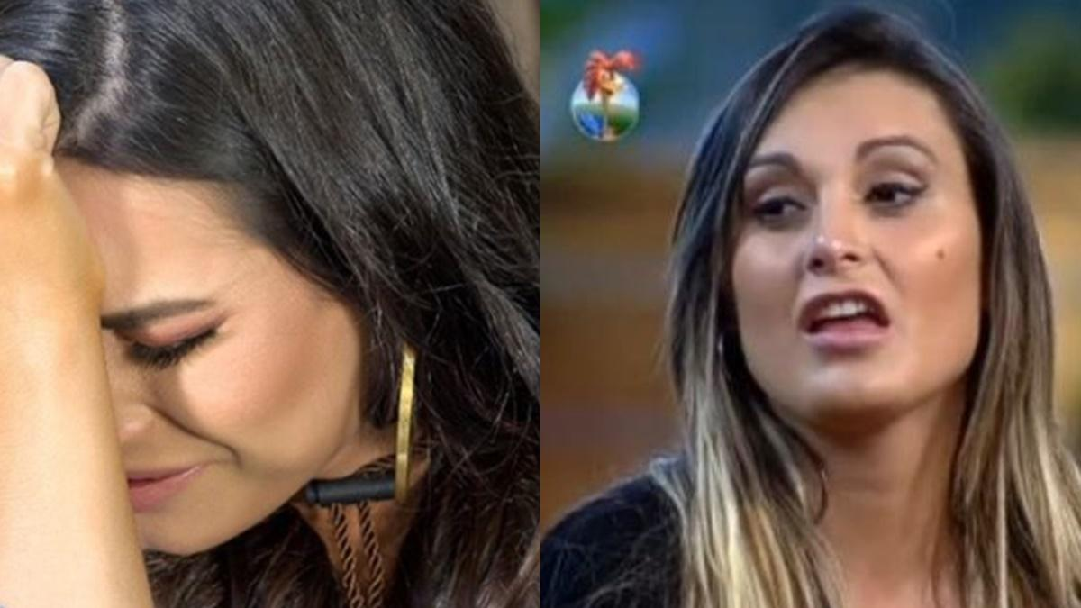 Raissa Barbosa e Andressa Urach - A Fazenda 2020