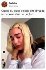 briga no Leblon