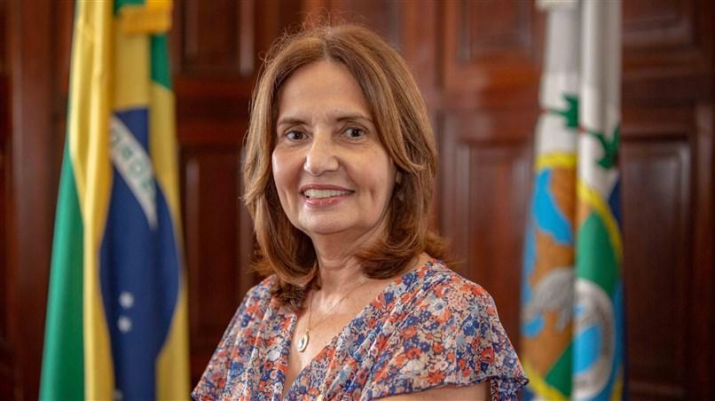Foto mostra candidata Martha Rocha