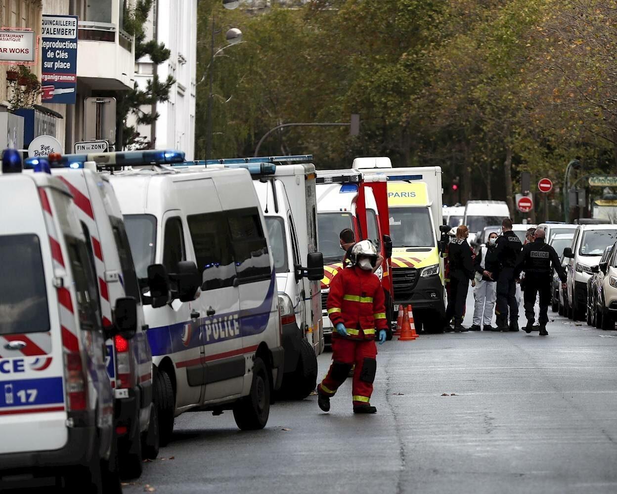 ataque em Paris