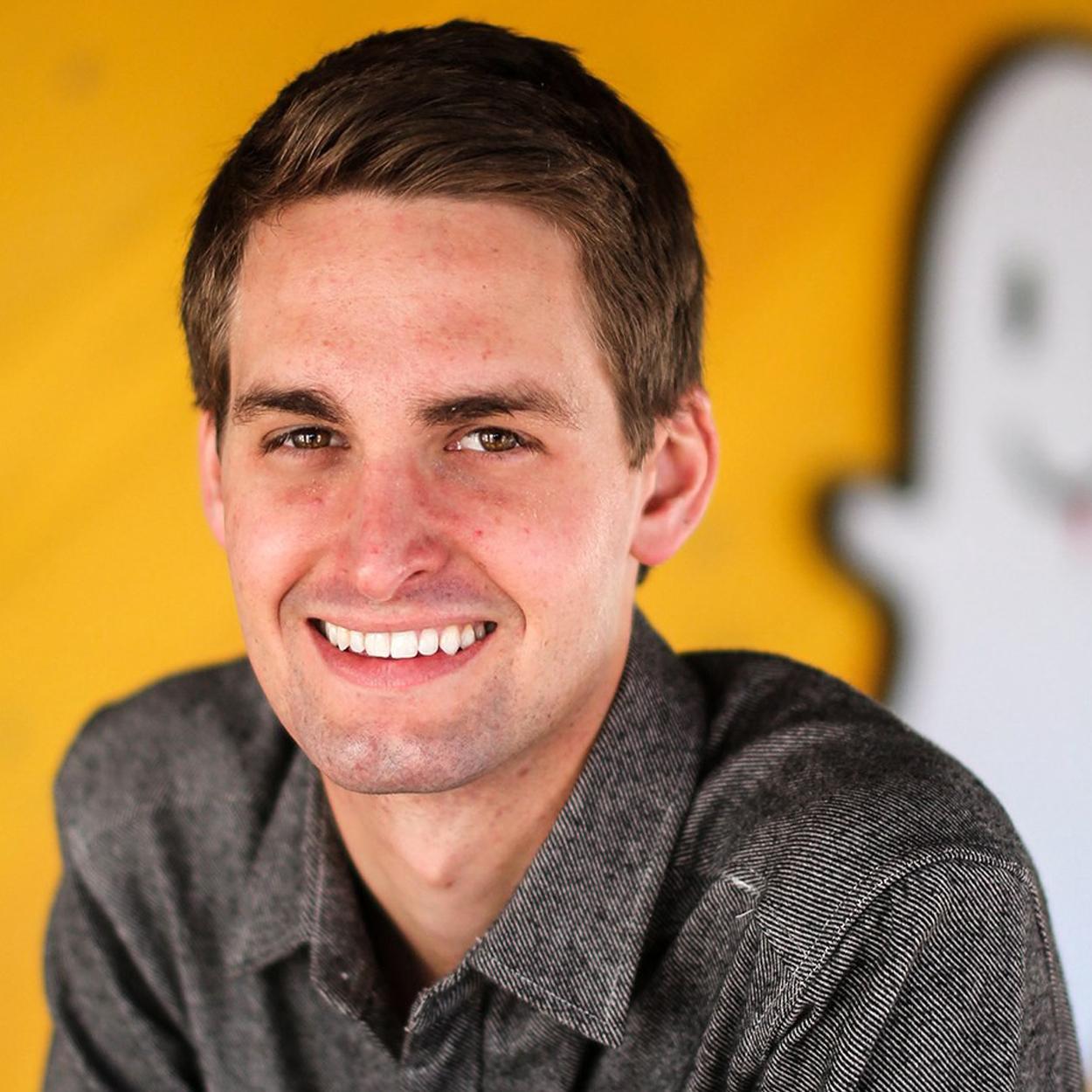 Evan Spiegel do Snapchat