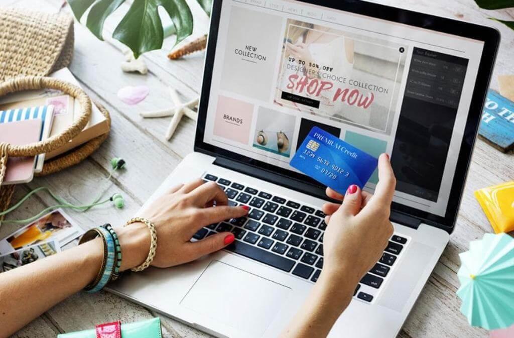 notebook com site de compras online