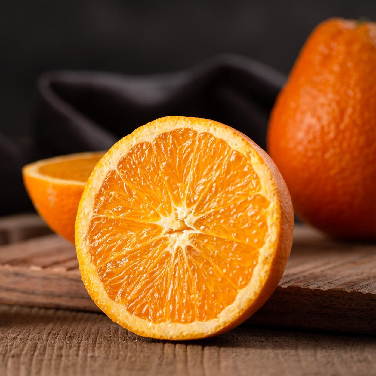 Bolo de caneca de laranja.