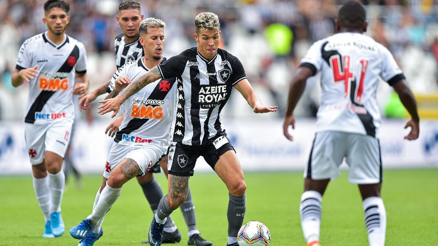Botafogo x Vasco é confronto mais esperado da Quarta fase da Copa do Brasil