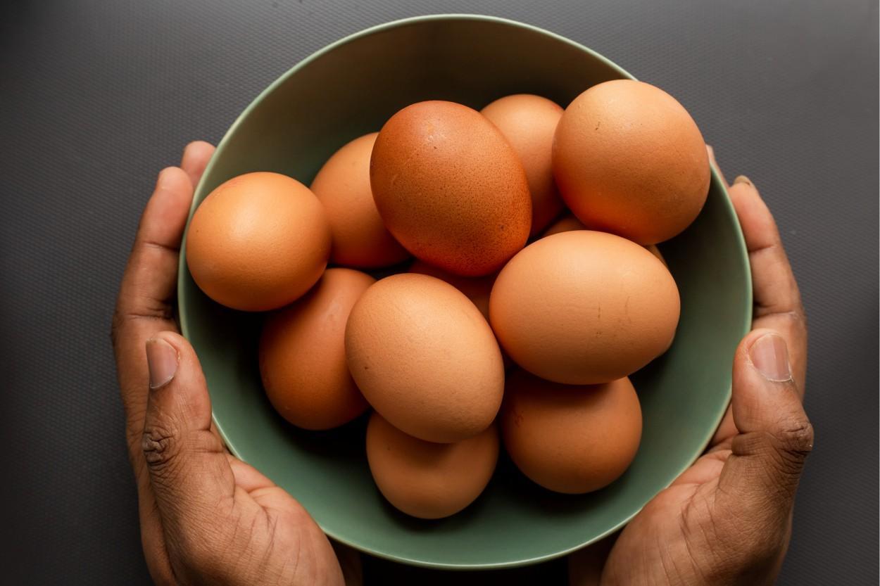 Ideias de como substituir ovo