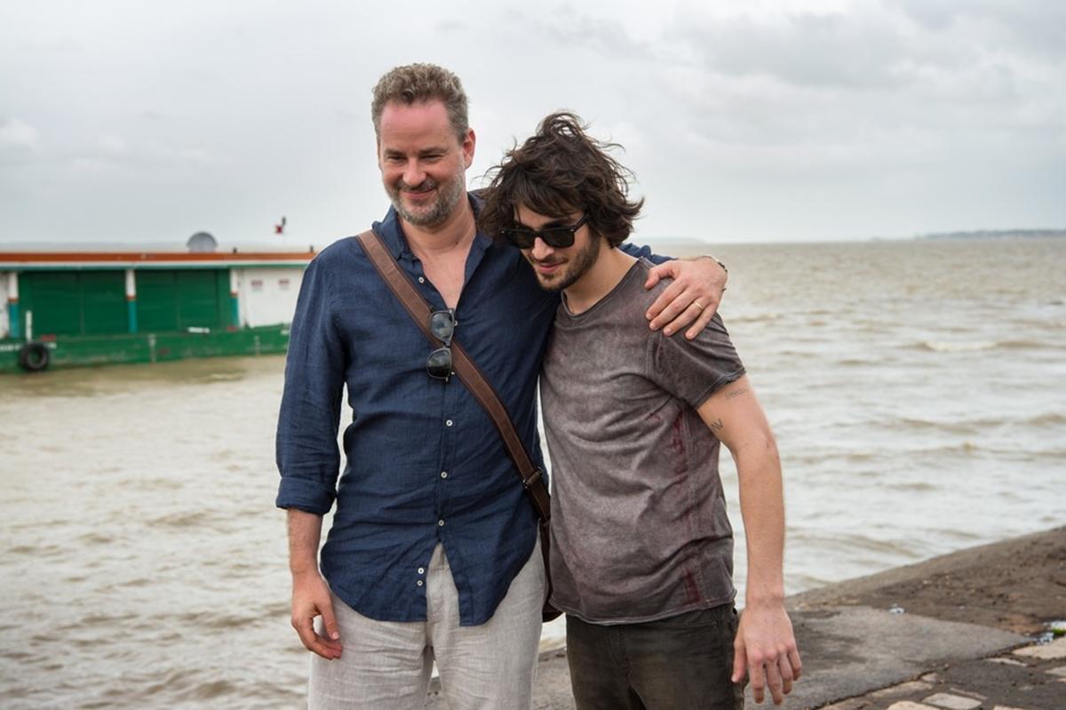 Dan Stubach e Fiuk