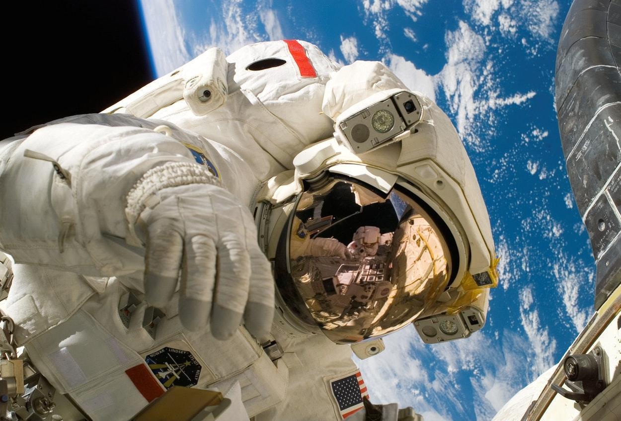 enviar vencedor ao espaço