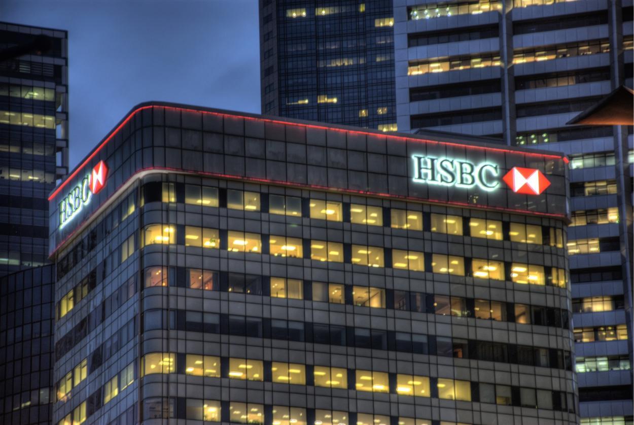 Sede do HSBC, envolvido em novo escândalo