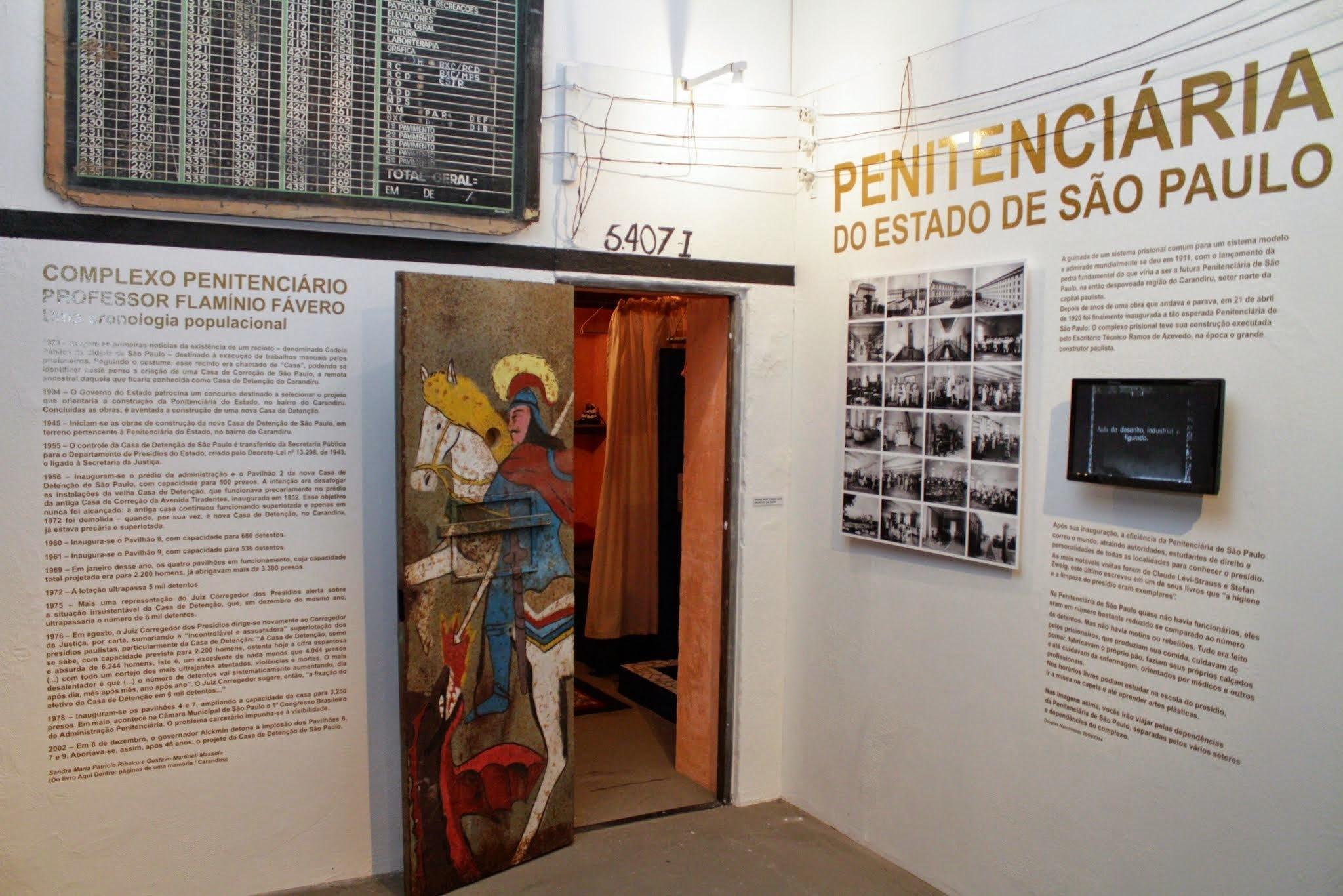 Museu Massacre do Carandiru