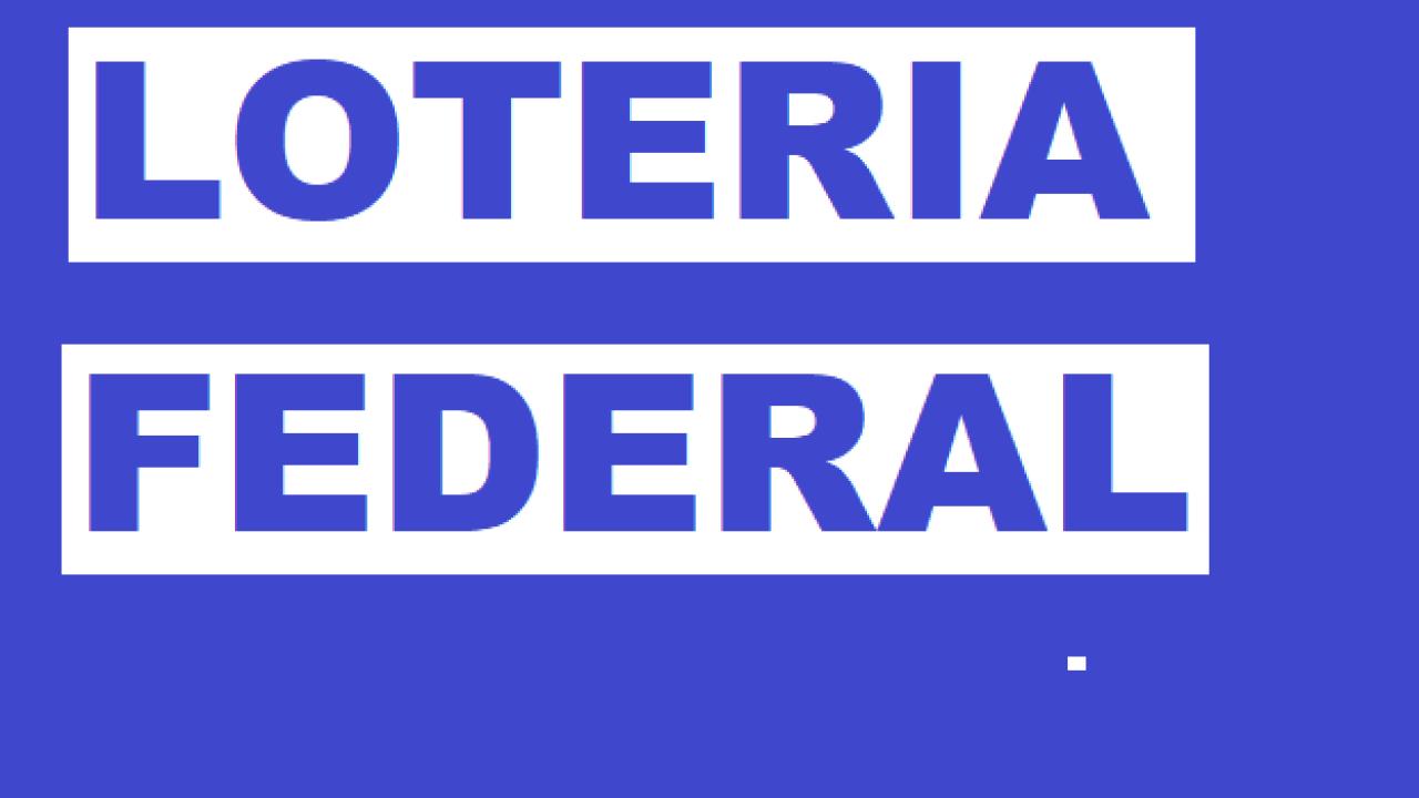 Loteria Federal concurso 5501
