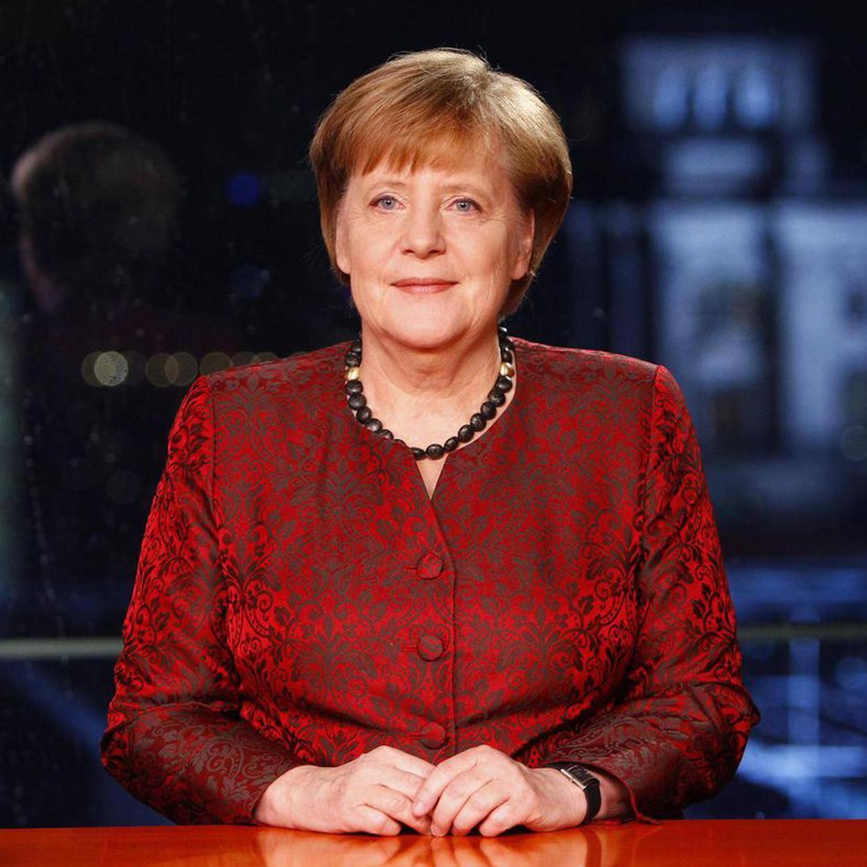Angela Merkel é uma das políticas mais influentes do mundo de acordo com a Times