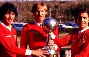 Independiente na Libertadores de 1984