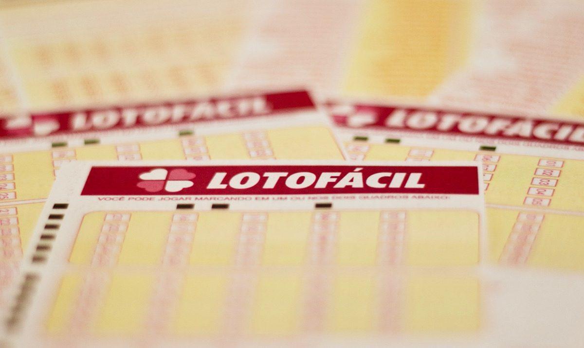 Lotofácil concurso 2041