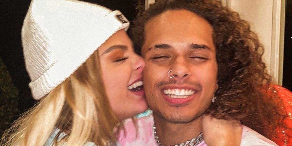 Luísa Sonza e Vitão juntos