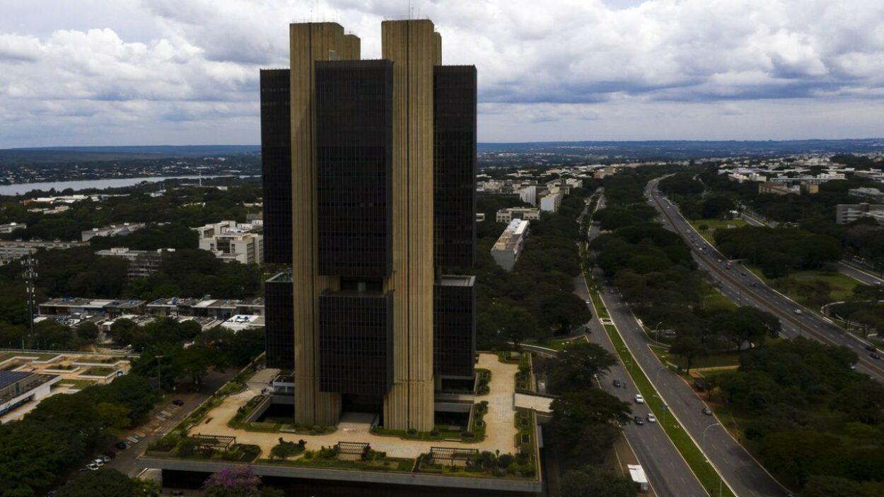Prédio do Banco Central em Brasília (DF)
