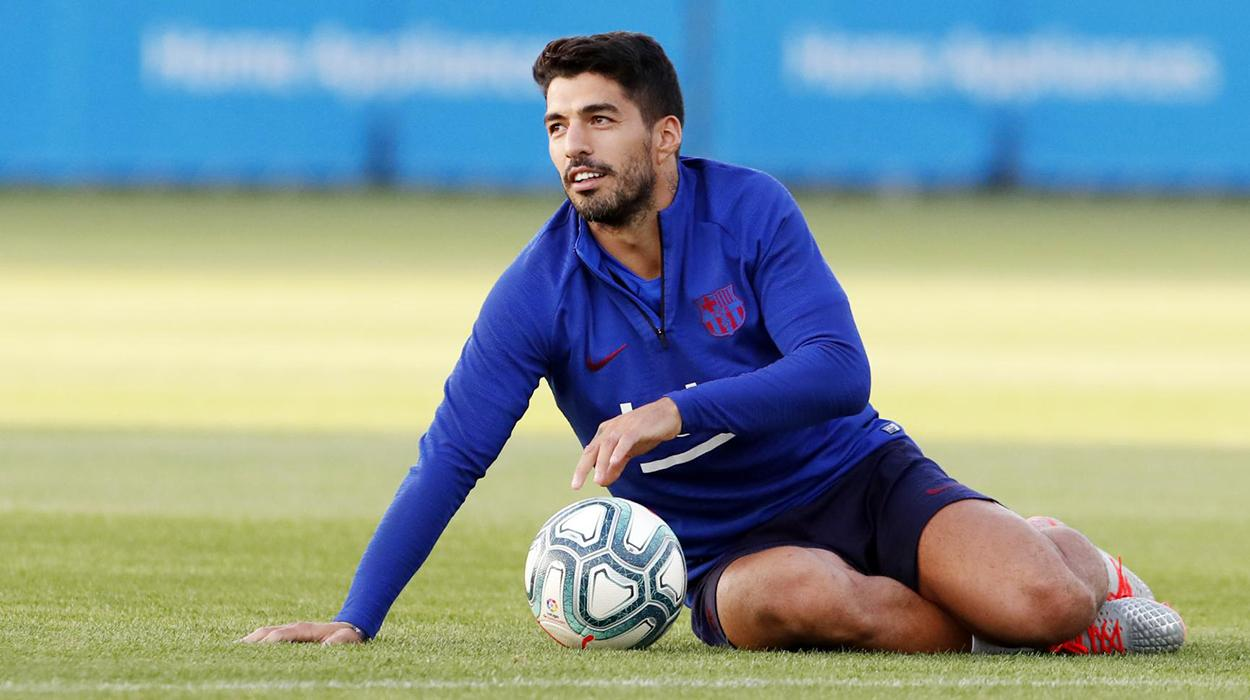 Luís Suárez no Barcelona